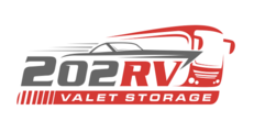 202 RV Valet Storage logo